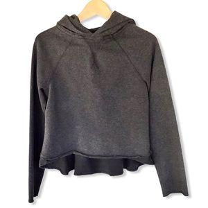 LULULEMON | Crop Sweatshirt Hoodie Size 2